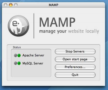 Installing PHP and MySQL on the Mac with MAMP – KillerPHP com