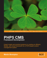 PHP5 CMS Book